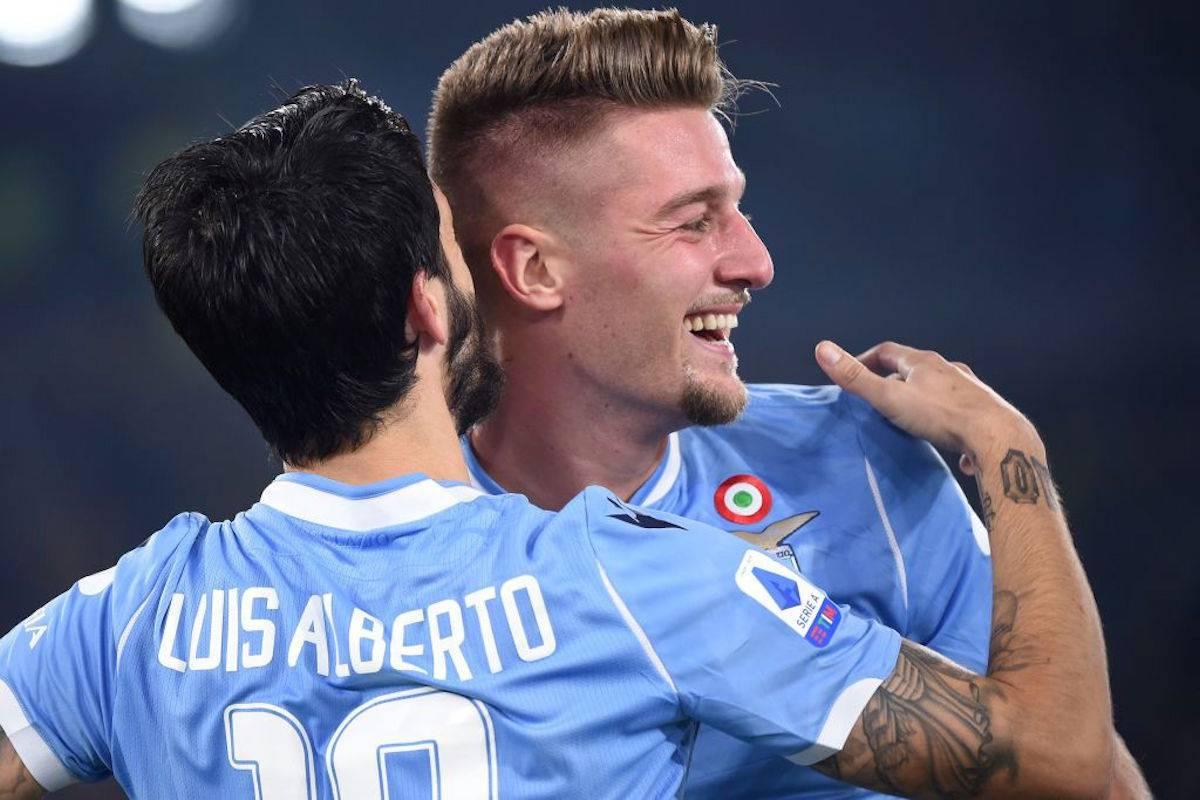 Lazio-Juventus, pagelle e voti Gazzetta dello Sport: Milinkovic-Luis Alberto super, flop De Ligt e Cuadrado