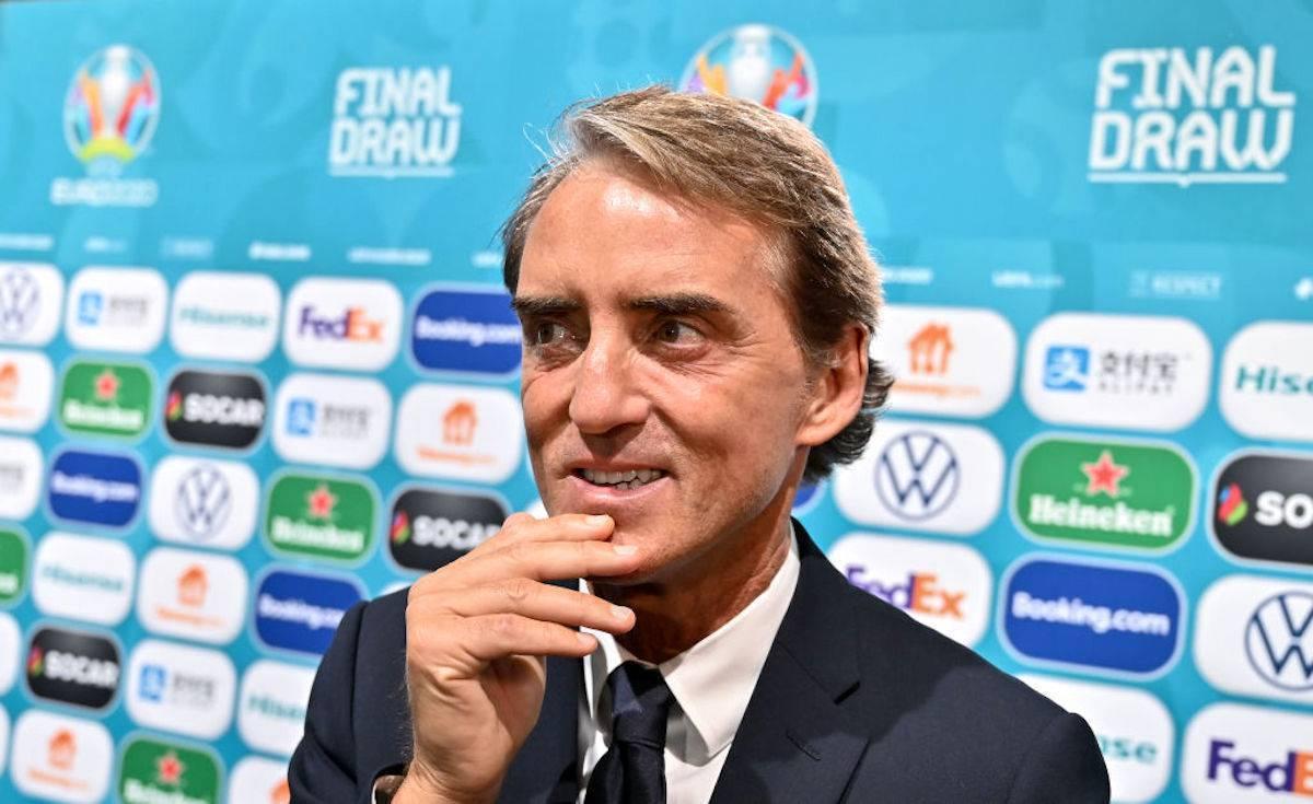 """Italia, Mancini: """"Europeo da non sottovalutare, il girone non è semplice"""""""