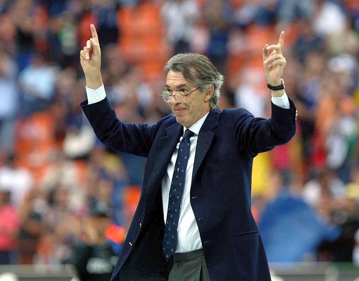 """Inter-Barcellona, Moratti: """"Come una finale, mentalità farà la differenza"""""""