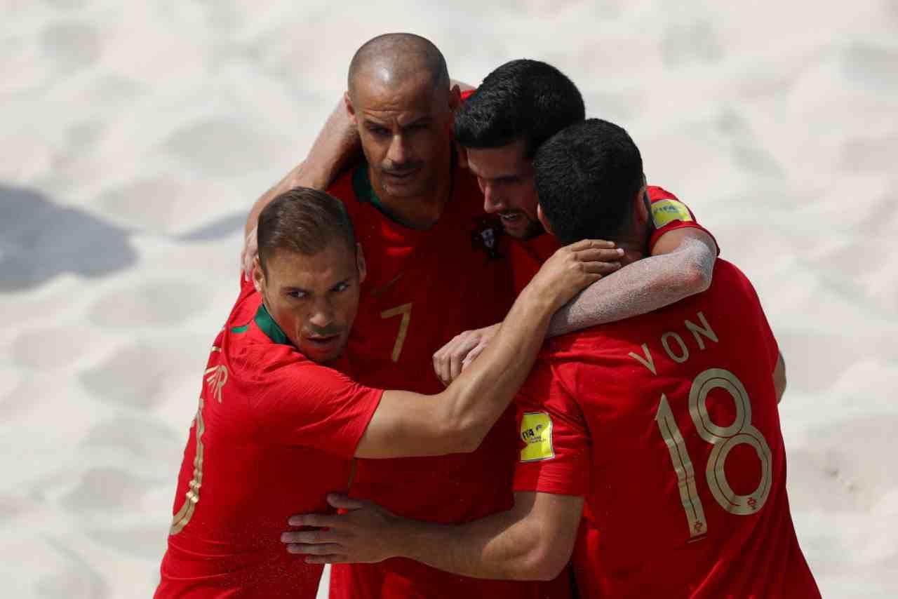 Portogallo, mondiali Beach Soccer