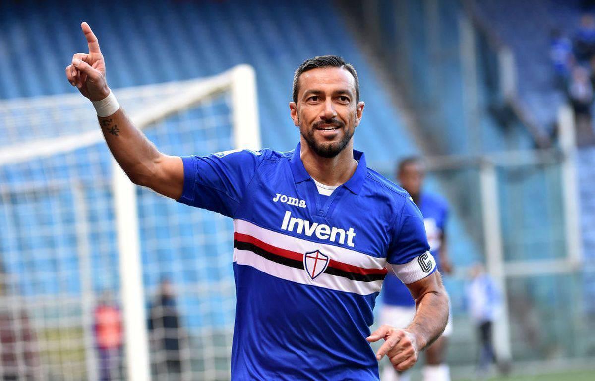 Sampdoria, Quagliarella resta un altro anno. Ufficiale il rinnovo