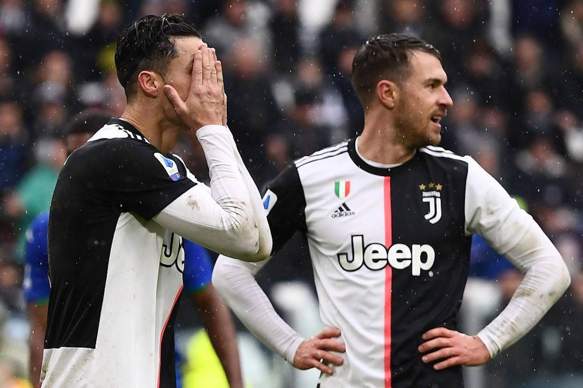 Juventus-Sassuolo, pagelle e voti Gazzetta dello Sport: Turati da applausi, Ronaldo segna ma non basta
