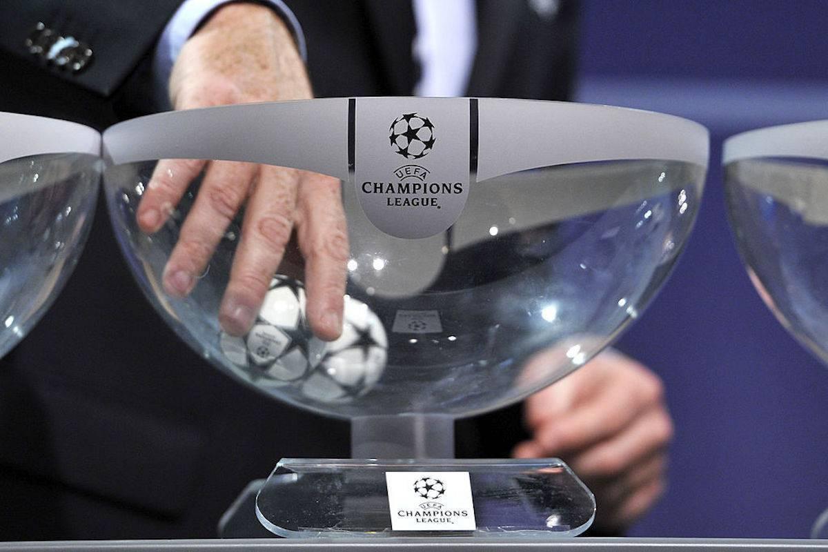Champions League, ottavi: Juve Tottenham, Napoli-Psg, tutti gli accoppiamenti