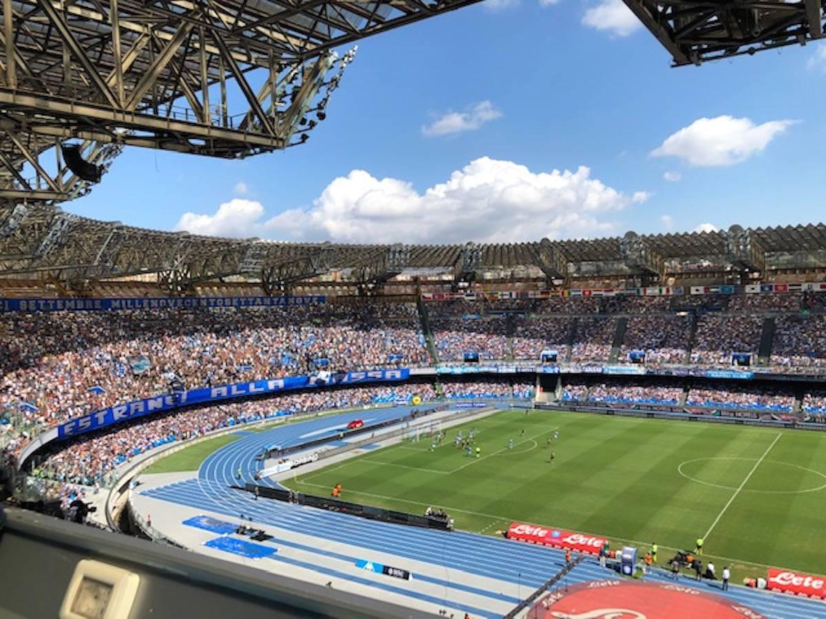 """Napoli, stadio San Paolo: """"guerra"""" agli ultras. Altri 8 Daspo"""