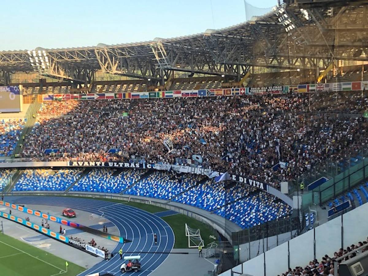 Napoli-Parma, inizio posticipato di 30 minuti