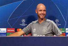 Bayern Monaco, Ten Hag dell'Ajax è il favorito per la panchina