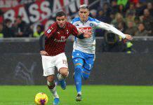 Milan, gioiello Theo Hernandez: l'agente rassicura i tifosi