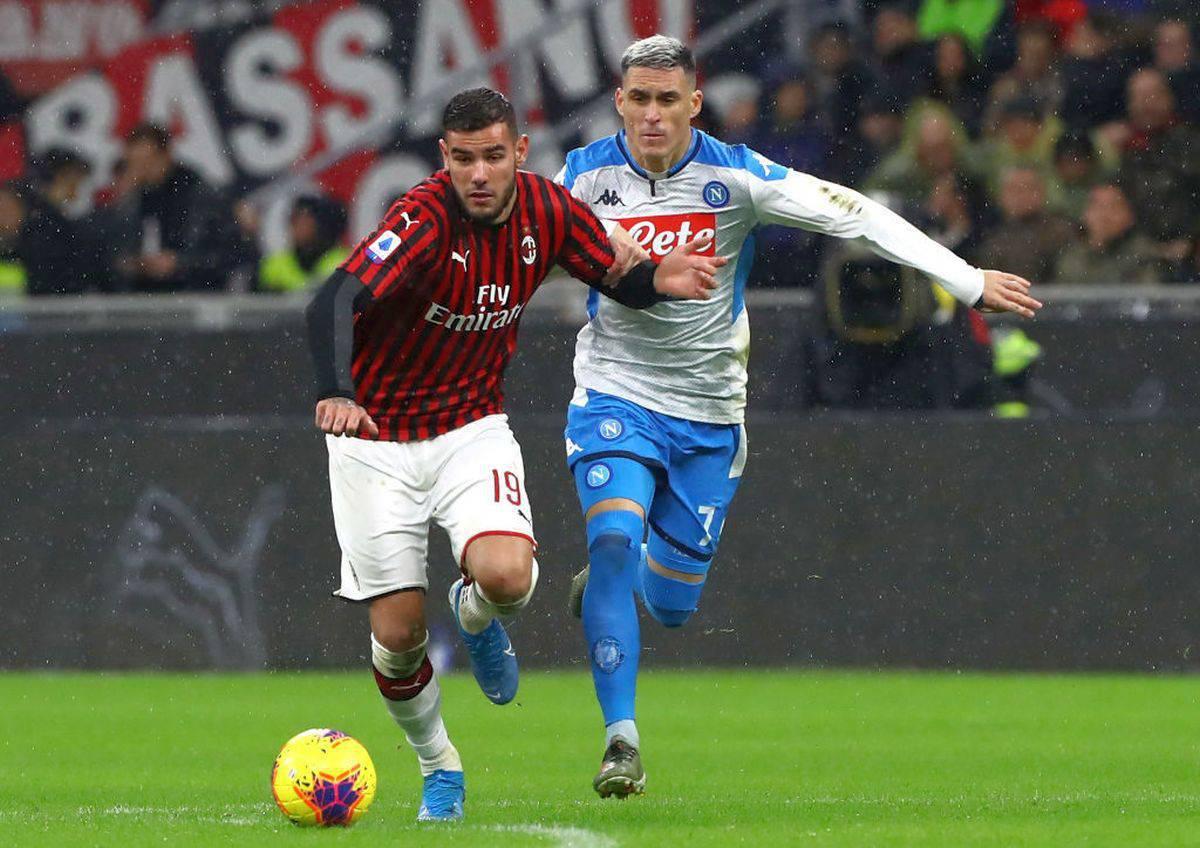 """Milan, Theo Hernandez: """"Ero vicinissimo al Napoli, ma ho scelto Maldini"""""""