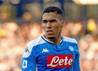 Napoli-Fiorentina: Allan furioso per la sostituzione - Video