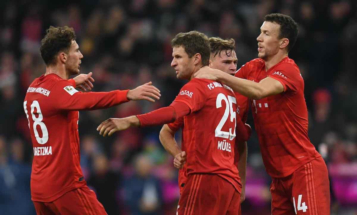 Coronavirus: il Bayern Monaco rinuncia a parte dei salari