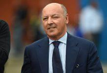 Beppe Marotta sulla lotta scudetto dell'Inter