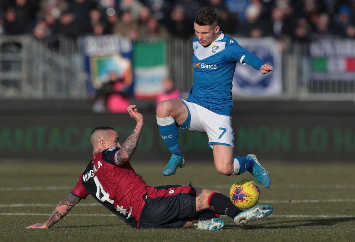 Serie A, Highlights Brescia-Cagliari: gol e sintesi del match - VIDEO