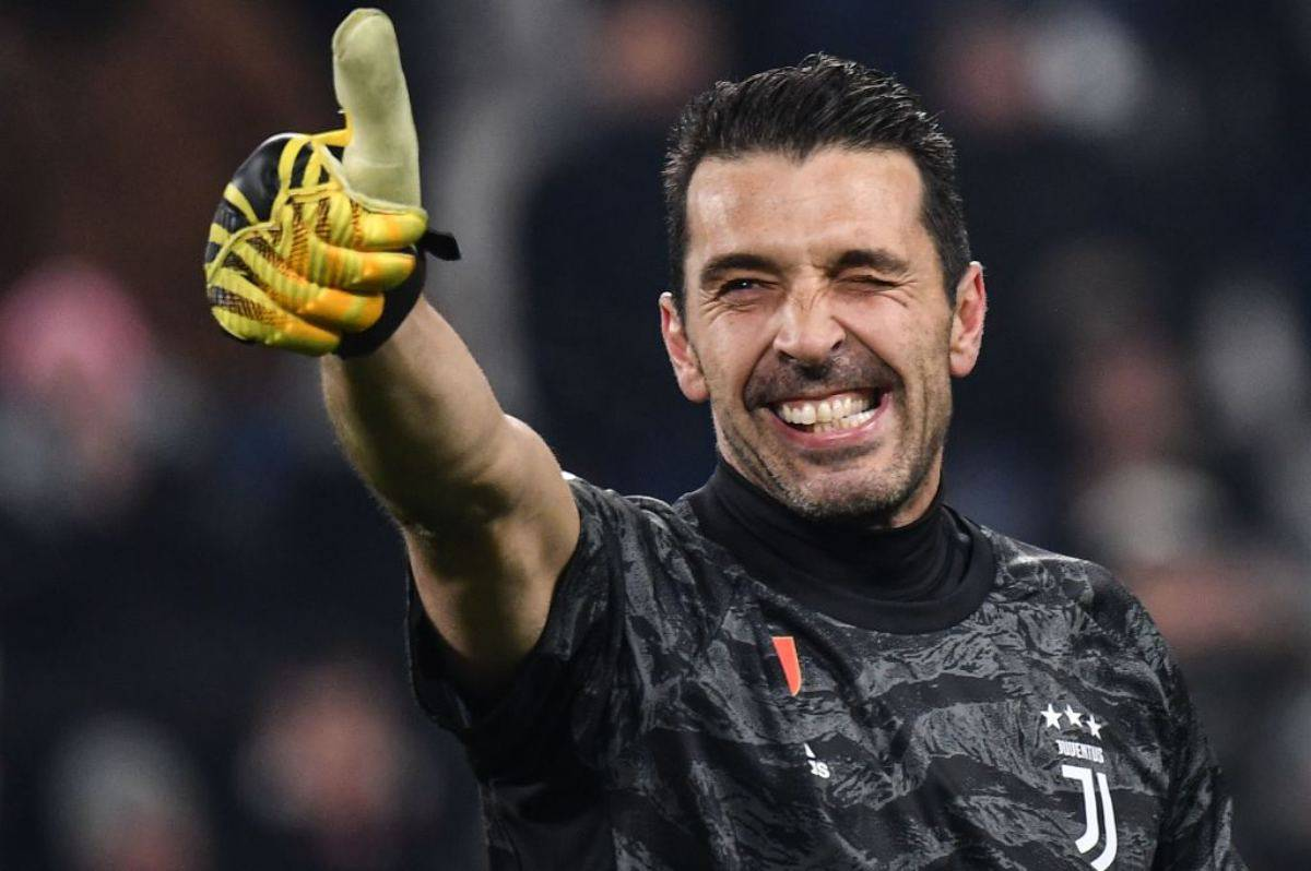 Juventus, Buffon compie 42 anni. Le sue previsioni su scudetto e il ritiro