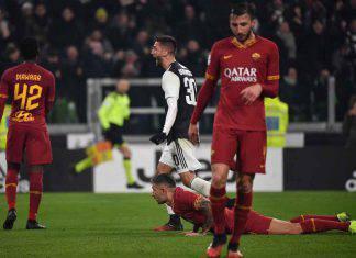 Coppa Italia, highlights Juventus-Roma: gol e sintesi partita