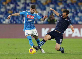 Coppa Italia highlights Napoli-Lazio, gol e sintesi partita
