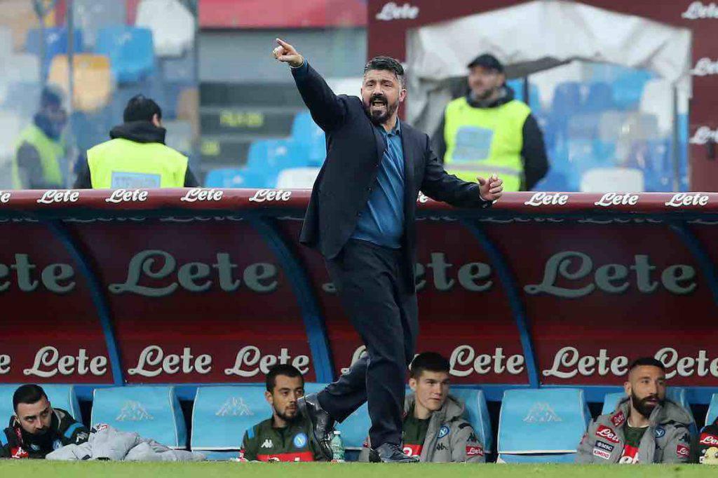 Gattuso soddisfatto per la vittoria in Coppa Italia
