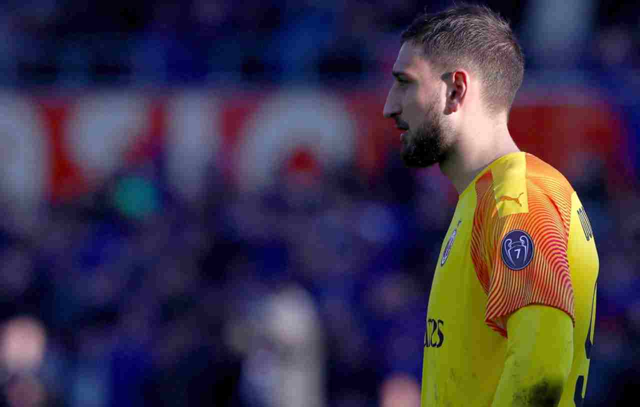 Milan, Donnarumma infortunato: in dubbio per Udinese