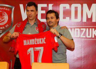 Mandzukic, primo gol in Qatar: questa volta è buono - VIDEO