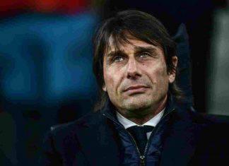 """Inter, Conte: """"Se non andiamo a 200 all'ora, siamo una squadra normale. Mercato? Non parlo"""""""