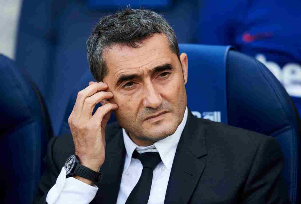arcellona, Valverde: esonero vicino. Ecco chi può sostituirlo