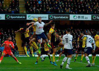 Premier League: il Watford ferma il Tottenham. Mourinho non esce dalla crisi