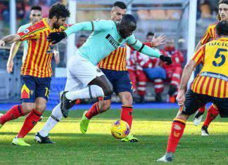 Serie A, highlights Lecce-Inter: gol e sintesi del match - VIDEO