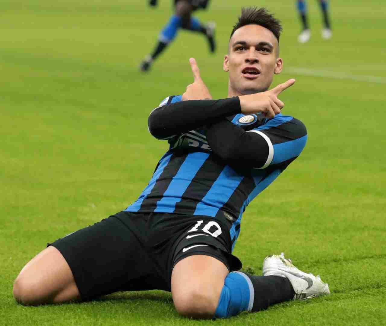 """Inter, Lautaro esalta Lukaku e punge Spalletti: """"Potevo giocare anche se c'era Icardi"""""""