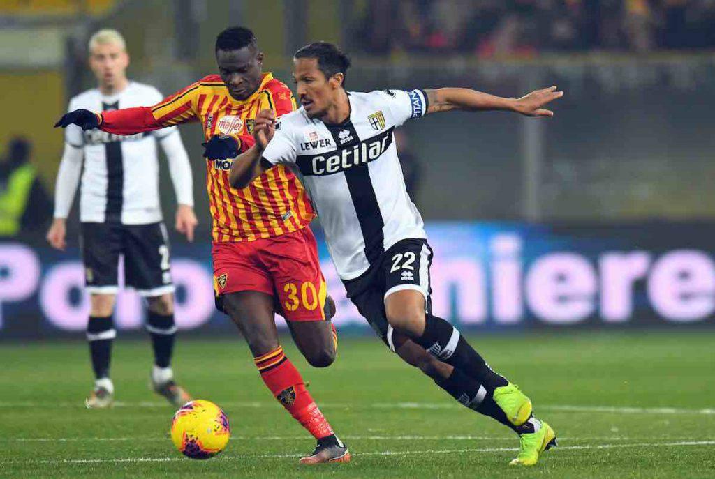 Highlights Parma-Lecce, gol e sintesi partita