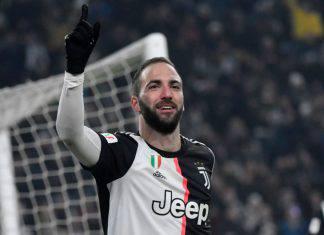 Juventus, Higuain sogna la Champions League ed esalta Maurizio Sarri
