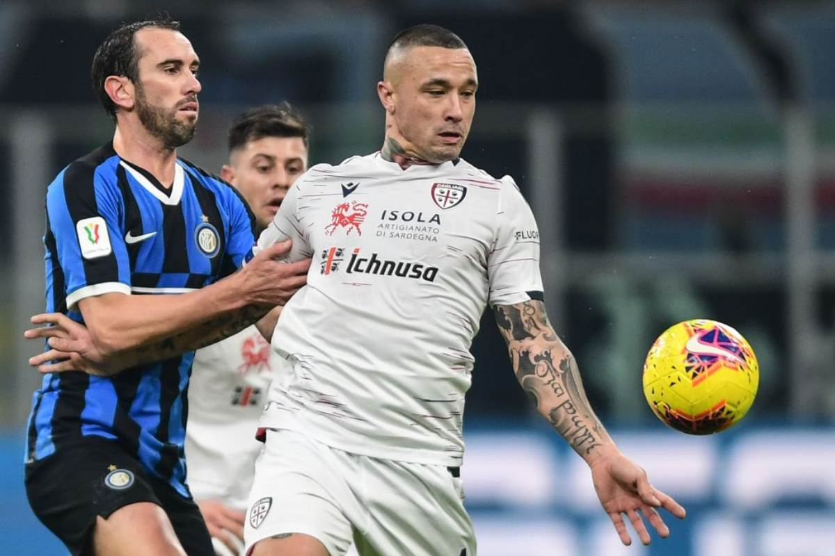 Coppa Italia, Highlights Inter-Cagliari: gol e sintesi della partita - Video