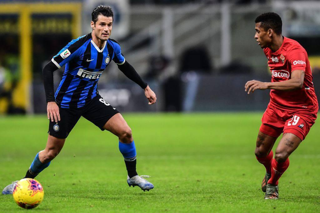 Coppa Italia, Inter-Fiorentina 2-1: Barella, stoccata vincente. In semifinali c'è il Napoli