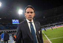 Inzaghi nel post gara contro il Napoli