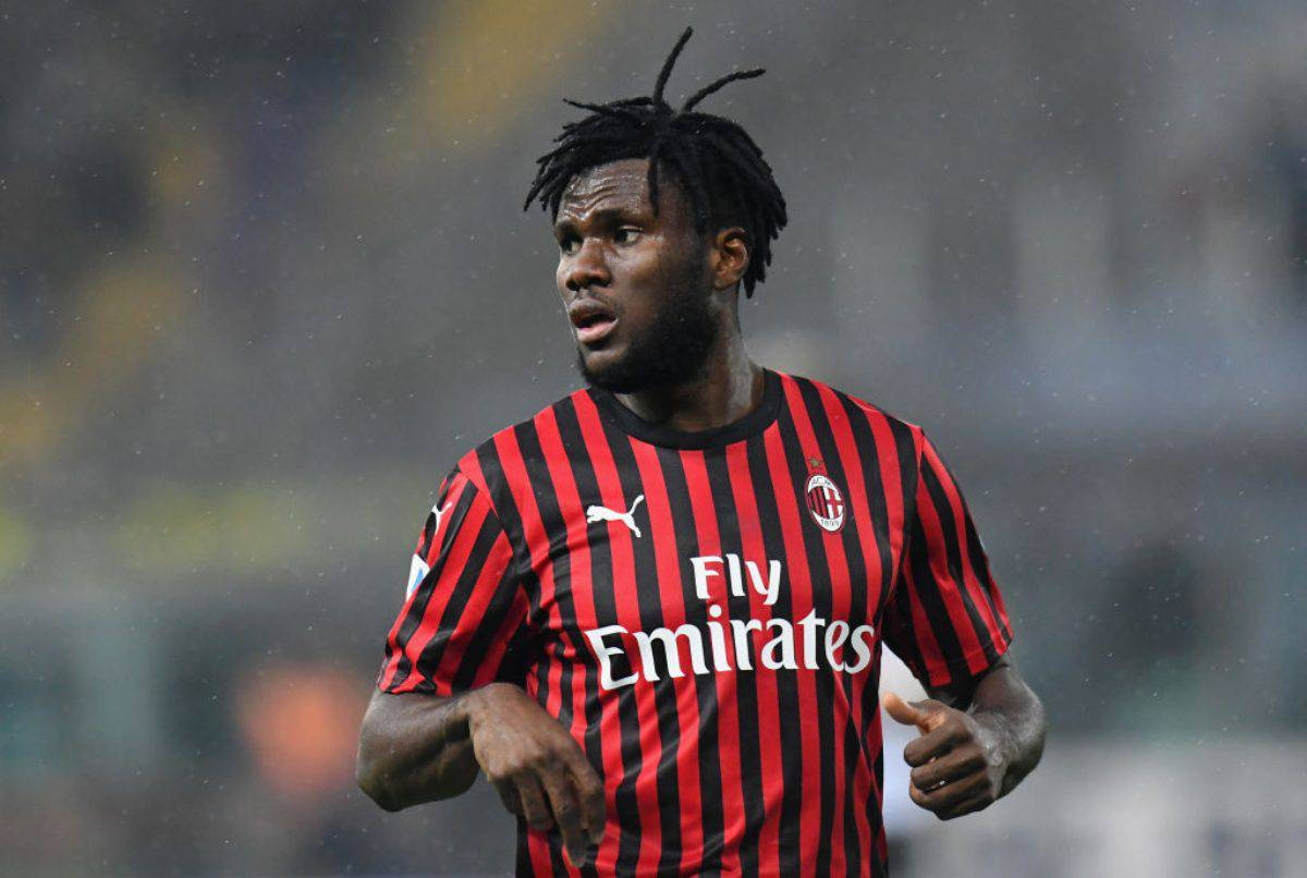 Calciomercato Milan, Kessie: c'è l'offerta dell'Arsenal