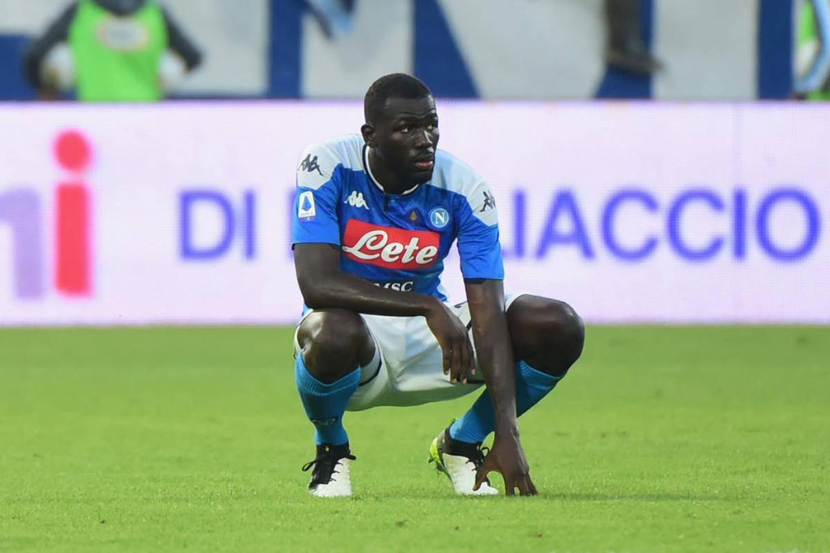 Calciomercato Napoli, Koulibaly verso l'addio: le ultime sul Man United