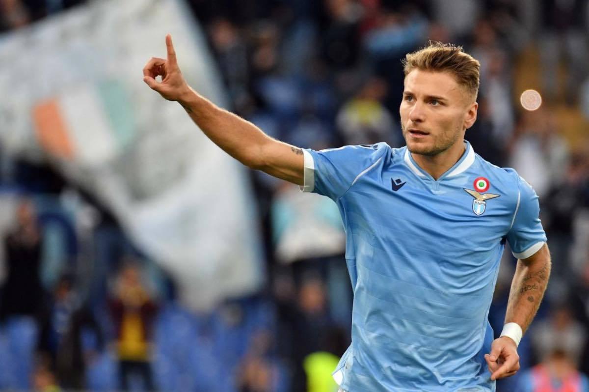 Lazio-Napoli 1-0, Immobile esalta l'Olimpico: il sogno biancoceleste prosegue