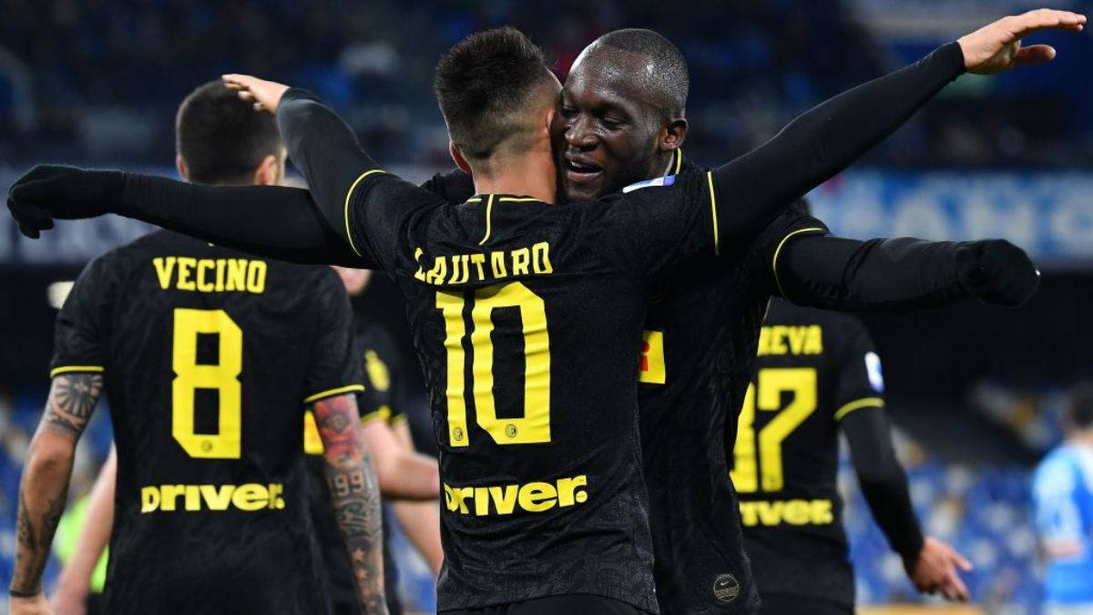 "Inter, Lukaku: ""Conte un leader. Lautaro Martinez un amico"""