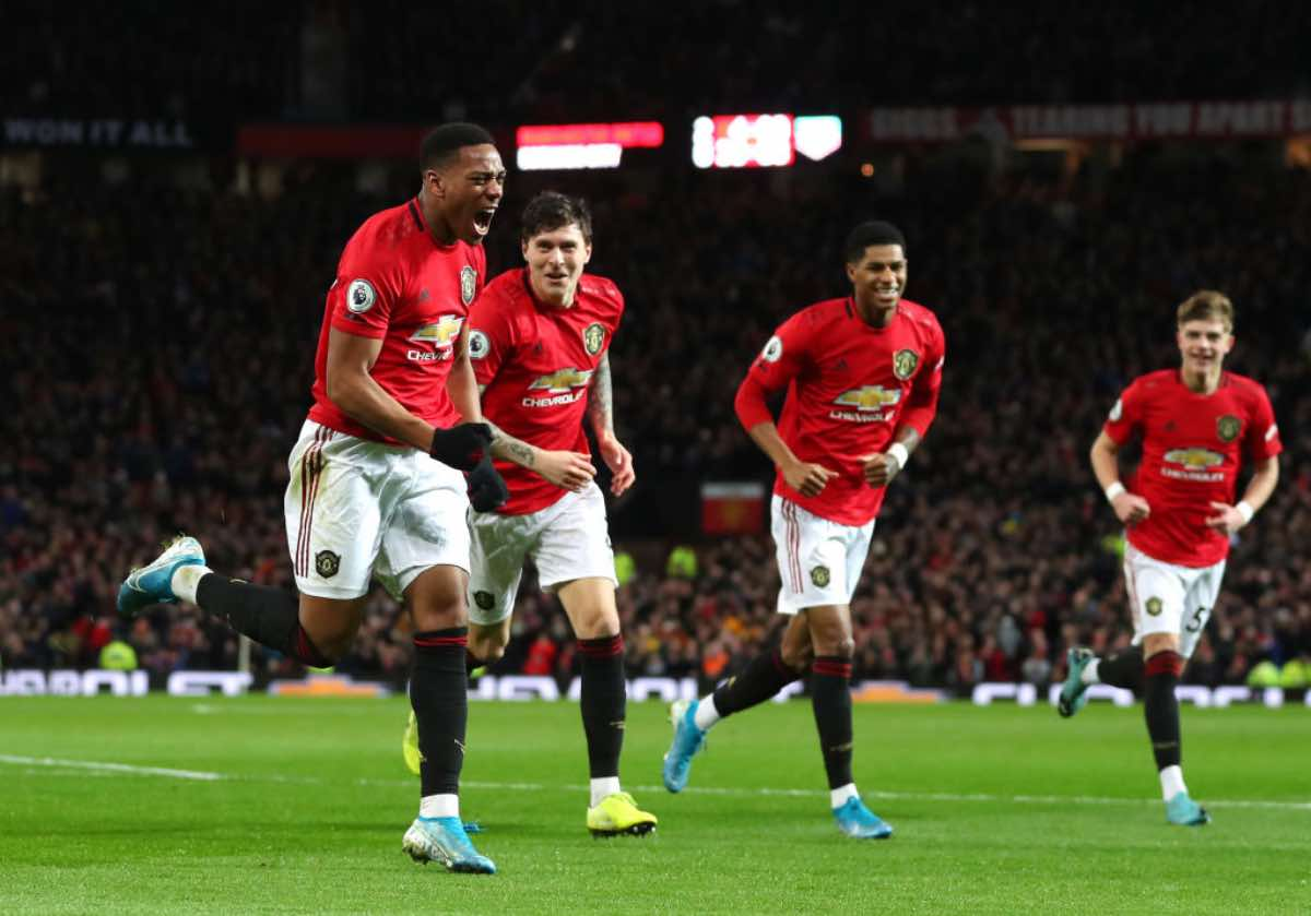 Manchester United, un ex Udinese per sostituire l'infortunato Rashford