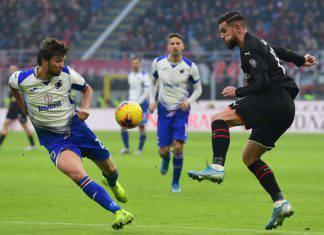 LIVE Milan-Sampdoria, risultato in tempo reale