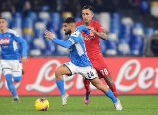 Serie A, Highlights Napoli-Fiorentina: gol e sintesi della partita - VIDEO