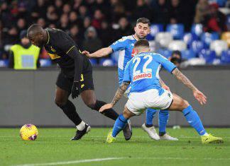 LIVE Napoli-Inter, diretta risultato in tempo reale