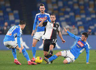 Serie A, Highlights Napoli-Juventus: gol e sintesi della partita - VIDEO