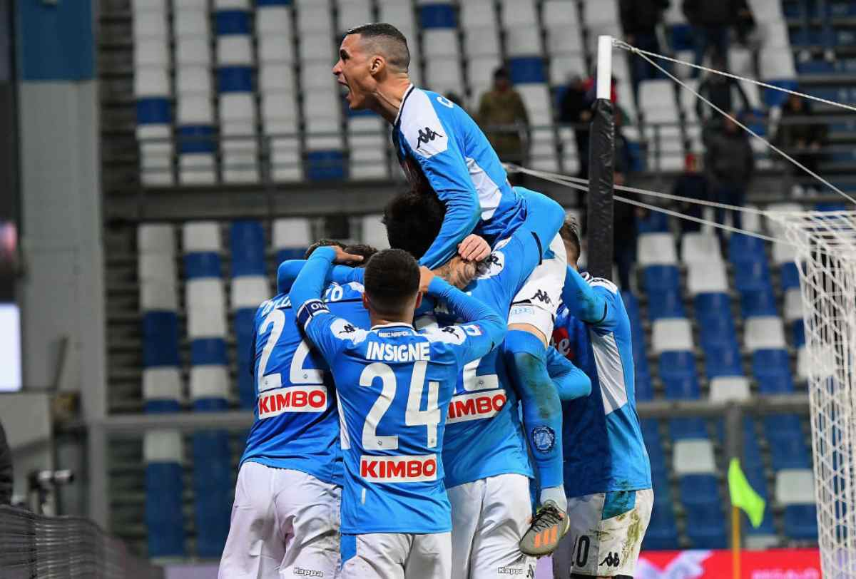 Dove vedere Napoli-Perugia in tv e streaming