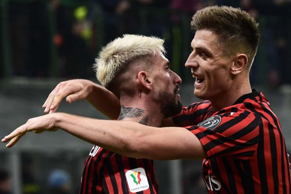 Coppa Italia, Milan-Spal 3-0: Piatek porta i rossoneri ai quarti contro il Torino