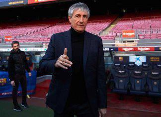 Quique Setìen allontana Vidal dall'Inter
