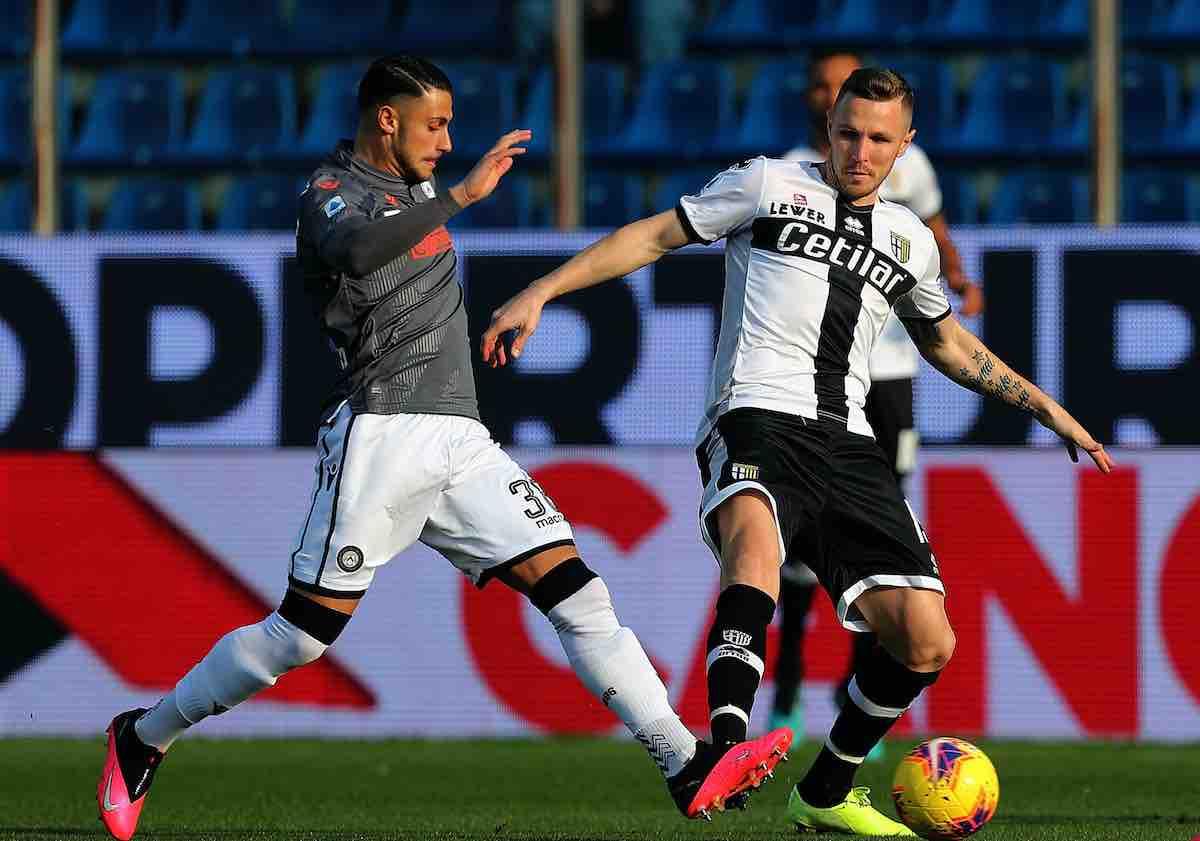 """Parma D'Aversa: """"Ho preso il Covid durante la partita contro la Spal"""""""
