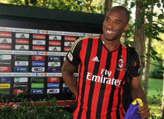 Kobe Bryant, ufficiale: Milan in Coppa Italia con lutto al braccio