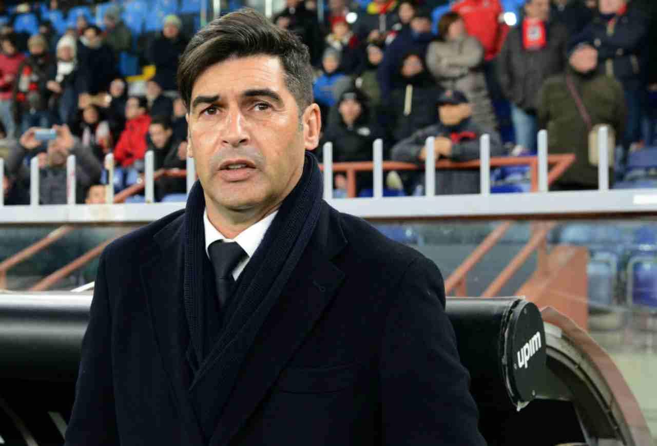 """Juve-Roma, Fonseca: """"Il passato non conta, dobbiamo pensare di poter vincere"""""""