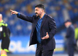 Napoli-Juventus, da Politano a Sarri e l'aiuto dei tifosi: le parole di Gattuso alla vigilia