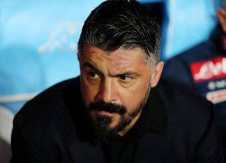 "Napoli-Juventus, Gattuso: ""Risultato giusto. Pedaliamo e riportiamo entusiasmo"""