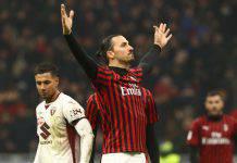 Milan, Ibrahimovic dichiara amore eterno: il suo messaggio su Instagram